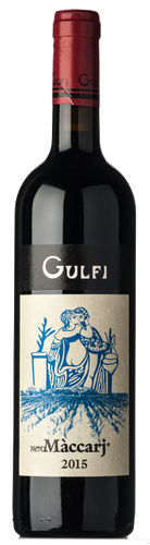 Gulfi Nero d'Avola Neromàccarj 2016