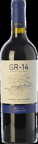 GR-14 Ribera del Duero Roble 2016