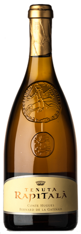 Rapitalà Chardonnay Conte Hugues 2018