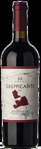 I Greppi Bolgheri Rosso Greppicante 2017