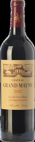 Château Grand Mayne 2017