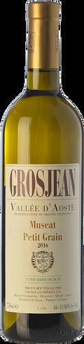 Grosjean Muscat Petit Grain 2017