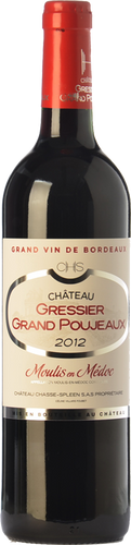 Château Gressier Grand Poujeaux 2014