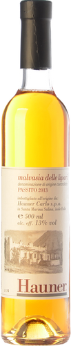 Hauner Malvasia delle Lipari Passito 2017 (0,5 L)