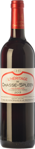 L'Héritage de Chasse-Spleen 2017