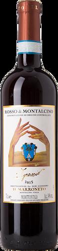 Il Marroneto Rosso di Montalcino Ignaccio 2016