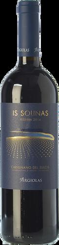 Argiolas Carignano del Sulcis Ris. Is Solinas 2016
