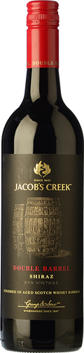 Jacob's Creek Double Barrel Shiraz 2017