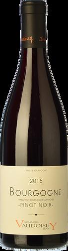 Jean Vaudoisey Bourgogne Pinot Noir 2015