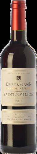 Kressmann Saint-Émilion Grande Réserve 2017