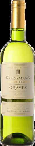 Kressmann Graves Blanc Grande Réserve 2018