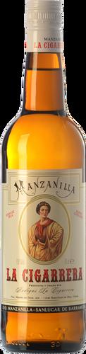 Manzanilla Fina La Cigarrera