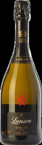 Champagne Lanson Extra Âge Brut