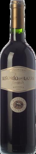 Señorío de Lazán Reserva 2011