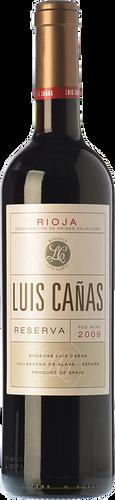 Luis Cañas Reserva 2014 Comprar Por 14 50 En Vinissimus