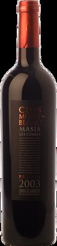 Clos Montblanc Masia Les Comes 2012