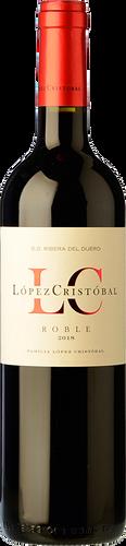 López Cristóbal Tinto Roble 2019