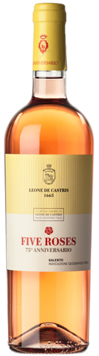 Leone de Castris Five Roses Anniversario 2019