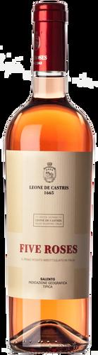 Leone de Castris Five Roses 2019