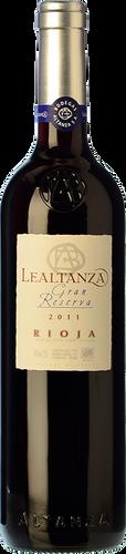 Lealtanza Gran Reserva 2011
