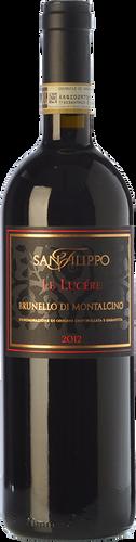 San Filippo Brunello di Montalcino Le Lucére 2015