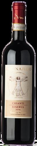 Leonardo Da Vinci Chianti Leonardo Riserva 2016
