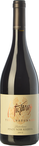 Tiefenbrunner Pinot Noir Riserva Linticlarus 2015