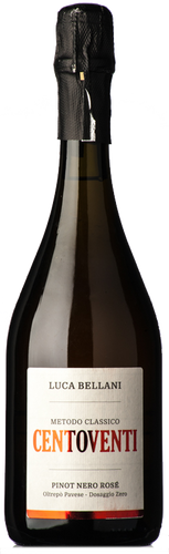Luca Bellani Pinot Nero Centoventi Pas Dosé Rosé