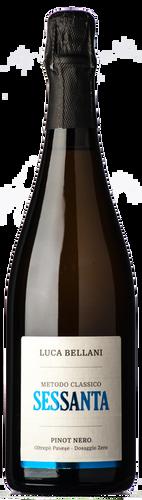Luca Bellani Pinot Nero Sessanta Pas Dosé