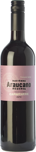 Hacienda Araucano Reserva Carmenère 2017