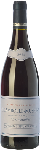 Bruno Clair Chambolle-Musigny Les Veroilles 2015