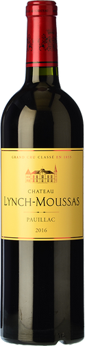 Château Lynch-Moussas 2017