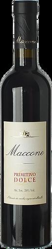Angiuli Puglia Primitivo Dolce Maccone 2013 (0,5 L)