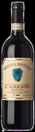 Il Marroneto Brunello di Montalcino 2015