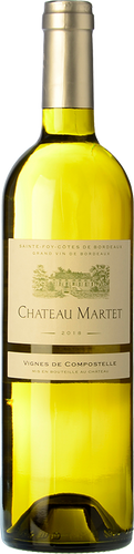 Château Martet Vignes de Compostelles St Foy 2018