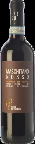 Musto Carmelitano Maschitano Rosso 2017