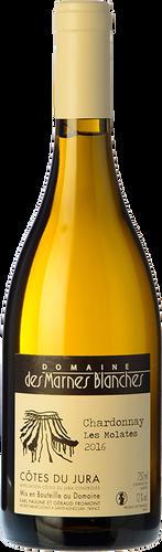 Marnes Blanches Chardonnay Les Molates Ouillé 2018