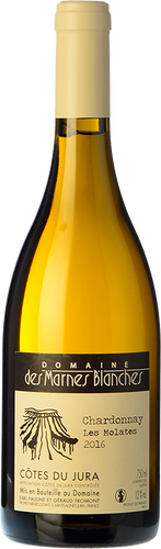 Marnes Blanches Chardonnay Les Molates Ouillé 2019