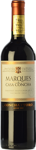 Marqués de Casa Concha Cab. Sauvignon 2016
