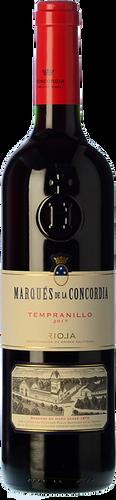 Marqués de la Concordia Tempranillo 2018