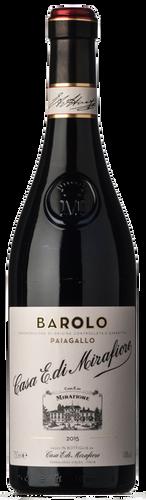 Mirafiore Barolo Paiagallo 2015