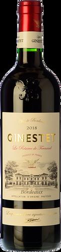Ginestet La Réserve de Fernand 2018
