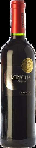Mingua Crianza 2012