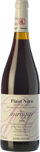 Ruiz de Cardenas Pinot Nero Miraggi 2018