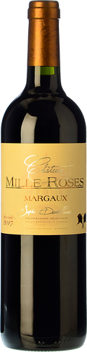 Château Mille Roses Margaux 2017