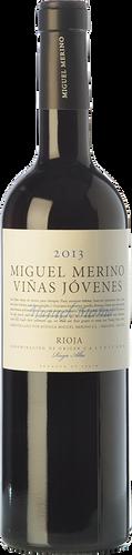 Miguel Merino Viñas Jóvenes 2015