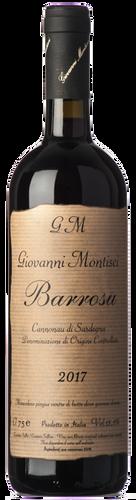 Montisci Cannonau Barrosu 2018