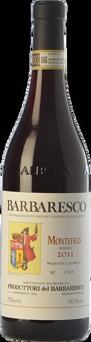 Produttori del Barbaresco Montefico 2015