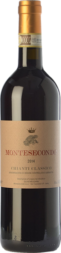 Montesecondo Chianti Classico 2017