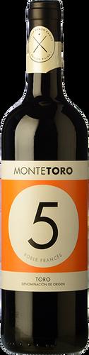 Monte Toro 5 Roble Francés 2018